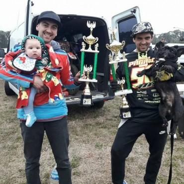 MX del Oeste: Excelente fin de semana para el equipo RP Racing Team Bolívar