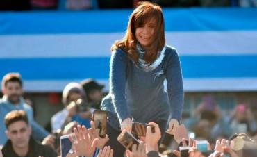 PASO: el escrutinio definitivo dio ganadora a Cristina Kirchner