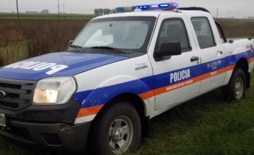 Actividad policial