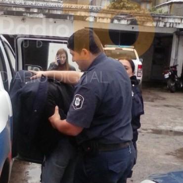 Aprehendieron a Barbosa y se encuentra a disposición de la Fiscalía