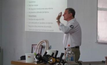 Bomberos Voluntarios: Realizaron una intensa jornada de capacitación