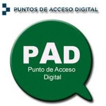 Se están instalando Puntos de Accesos Digital en el Centro Cívico