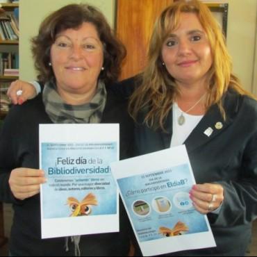 Este 21 de septiembre se festejará el Día de la Bibliodiversidad en el Centro Cívico