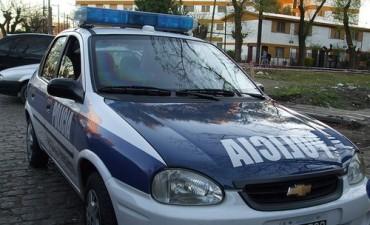 Accidente, robo, recuperación de moto y operativos de seguridad; en la actividad policial del fin de semana