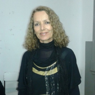 La escritora de Alicia Barberis visitó Bolívar