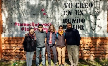 Rotaract Bolívar, a poco de su conformación, ya trabaja intensamente en la ciudad