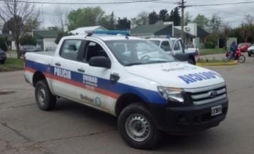 Parte policial: Dos robos y un accidente