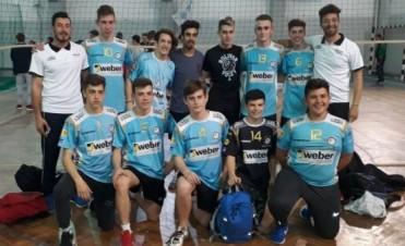 VOLEY: El Club Ciudad es campeón provincial de Sub 17 y clasificó a la Copa