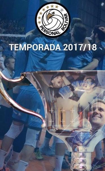 Personal Bolívar presenta su equipo para la temporada 2017/18