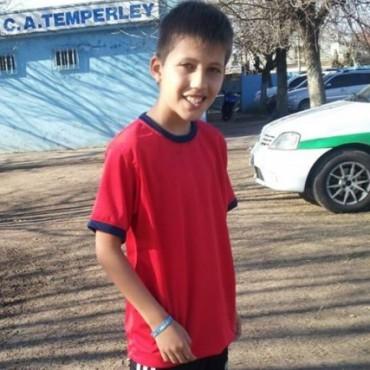"""El pequeño """"Hacha"""" Lachalde brilló en la conquista de La Plata F.C."""