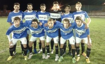 La Selección Sub 17 bolivarense jugó su partido de ida de octavos ante Las Flores