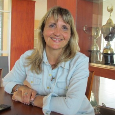 Marcela Esnaola presidirá el Club Ciudad de Bolívar