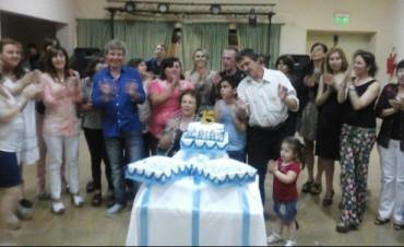 El CRIB cumplió 15 años y lo festejó con su gente