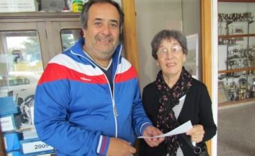 El Club Independiente sigue entregando premios, gracias a la Tarjeta Azul