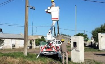 Provincia autorizó aumentos en facturas de electricidad destinadas al mantenimiento de la red