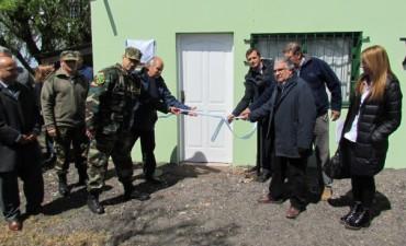 Quedó inaugurada la sede de la nueva Patrulla Rural (Comando de Prevención Rural), junto al Ministro Alejandro Granados