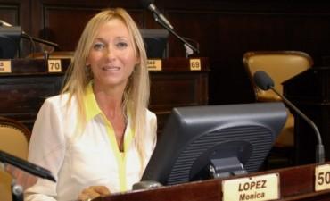 Mónica López anunció que renunciará a su candidatura de diputada por el Parlasur por UNA