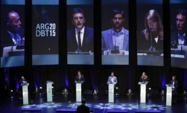 Debate presidencial: críticas a un Scioli ausente y promesas de diálogo