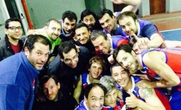 Sport Club Trinitarios sumó su segunda victoria consecutiva en la Maxiliga