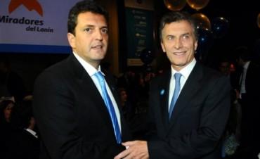 Macri y Massa volvieron a pedir los votos opositores para poder llegar al ballotaje