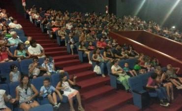 Este domingo el Cine Avenida cumplió 2 años