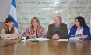 Olavarría: Se presentó la nueva carrera de periodismo en FACSO - UNICEN