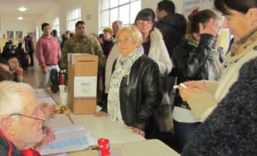 En Bolívar todo normal, ya se vota en todas las escuelas