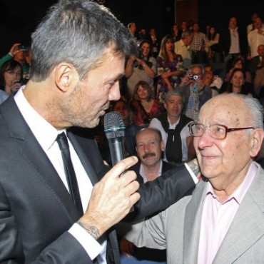 Murió don Raúl Otero, el padre del cine bolivarense