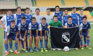Inferiores: Independiente se trajo el segundo puesto de su visita a Colombia