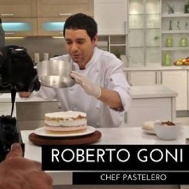 El famoso pastelero Roberto Goni visitará Bolívar