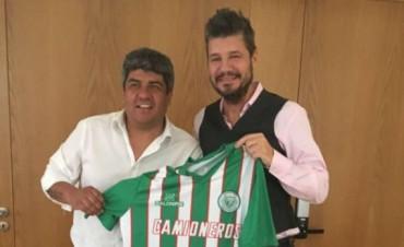 Tinelli: 'Quiero que Bolívar juegue al fútbol en el Federal'