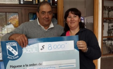 Se entregaron nuevos premiso de Tarjeta Azul del Club Independiente