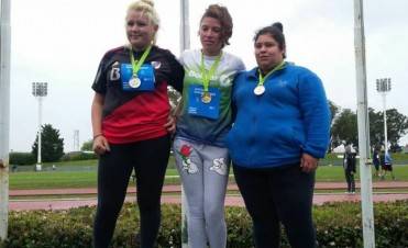 Torneos Bonaerenses: Bolívar obtuvo la primera medalla de oro