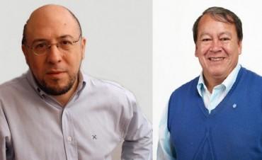 El espacio 'Cambiemos' informó sobre la visita de Héctor Flores y Fabio Quetglas, candidatos a Diputados