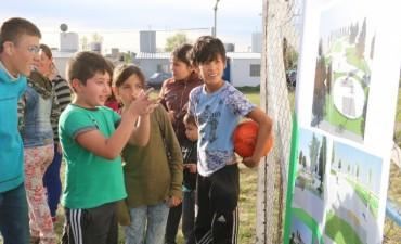 Marcos Pisano inauguró la estación elevadora de presión de agua en Zorzales Nuevo