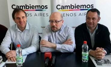Fabio Quetglas, candidato a Diputado Nacional por 'Cambiemos, visitó Bolívar