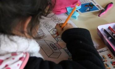 Hoy martes 11: Se realizará una jornada por los Derechos de la niñez en la Escuela N° 20