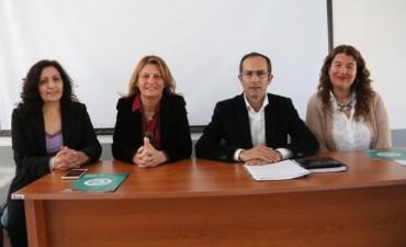 Marcos Pisano presentó el primer censo anual universitario (CAU)