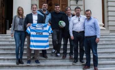 Proponen declarar 'Personalidad Destacada del Deporte' de la Provincia al capitán de Los Pumas