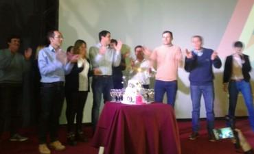Celebraron los cuatro años de la reapertura del Cine Avenida