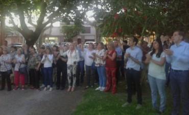 Se realizó el Homenaje al Día de la Lealtad Peronista