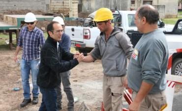 Se instaló una planta presurizadora de agua en barrio Solidaridad
