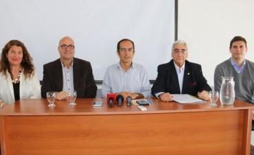 Pisano firmó un convenio con la UBA en el CRUB