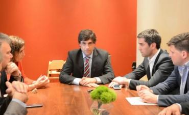"""Mosca: """"Es un Presupuesto para los vecinos con más inversión social y en obra pública"""