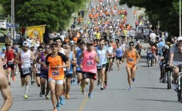 Maratón 'La Tandilia': Consejos de los kinesiólogos para evitar lesiones