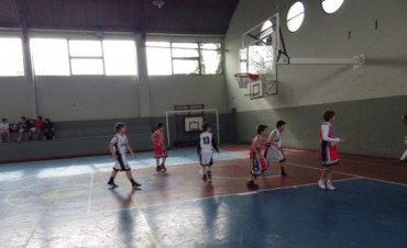 Basquet: intenso fin de semana para Sport Club Trinitarios