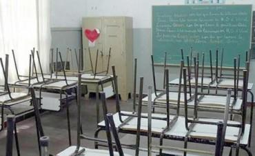 Los docentes del Frente Gremial paran el 11 y 12 de noviembre