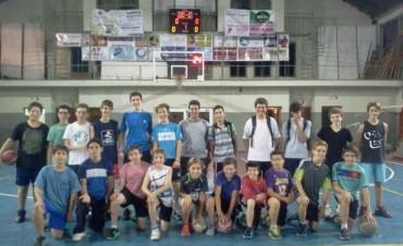 Basquet: Sport Club Trinitarios ganó los puntos sin jugar