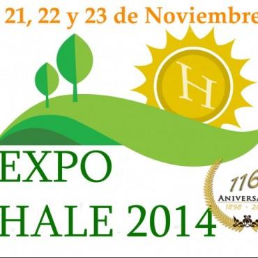 Se viene la Primera Exposición Aniversario de Hale