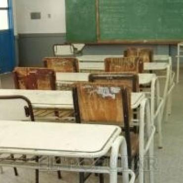 Segundo día de paro en las escuelas bonaerenses